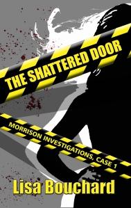 Shattered Door Cover