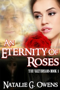 An Eternity of Roses - High Resolution for EBooks Nat G Owens