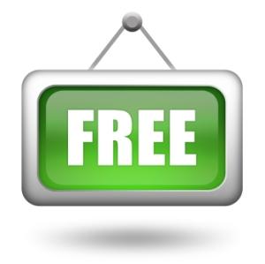 Free sign